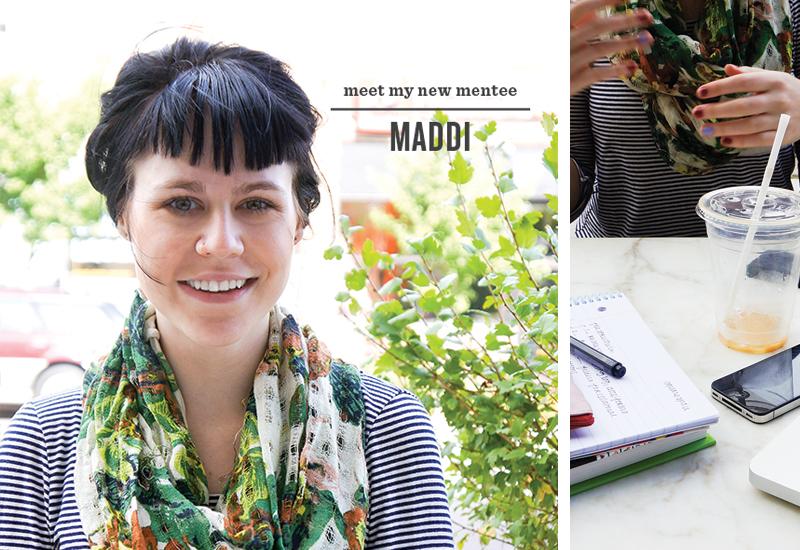Maddi Wichert - New Mentee of Kayd Roy