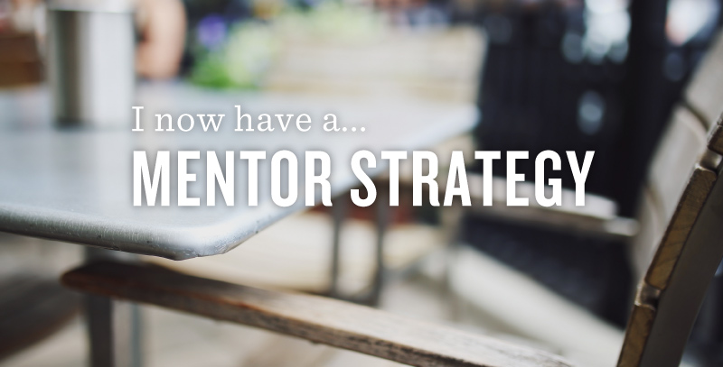 Kayd Roy Mentor Strategy