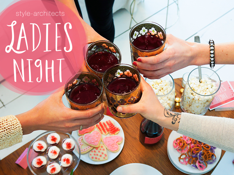 Valentine's Day Ladies Night from Style-Architects