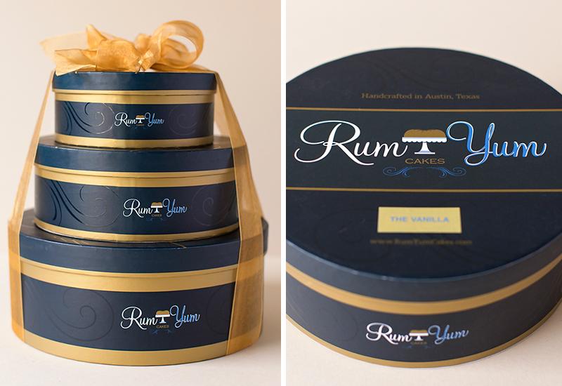 Rum Yum Cakes - Kayd Roy