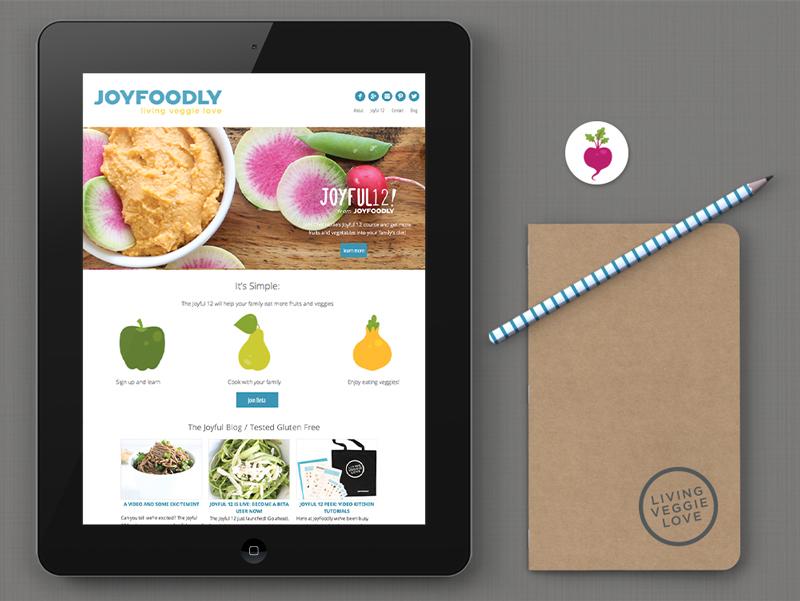 JoyFoodly Branding