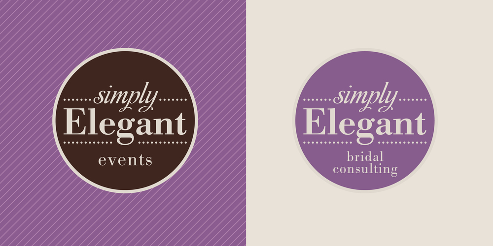 Simply Elegant branding by Kayd Roy