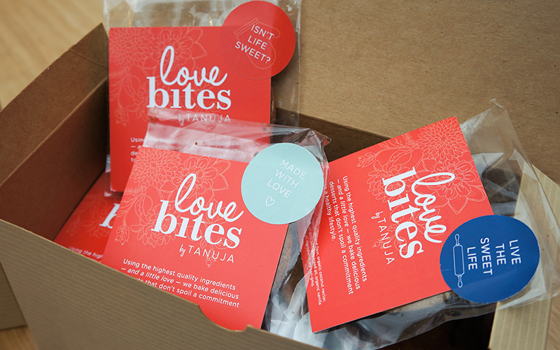 Loves Bites by Tanuja