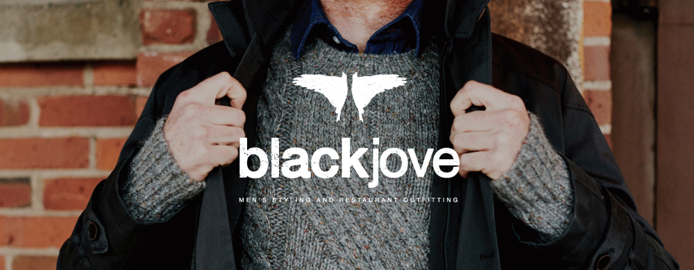 Blackjove Website by Kayd Roy