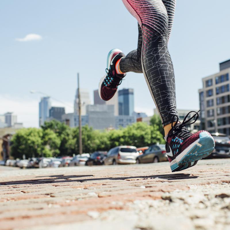 Fly Feet Running
