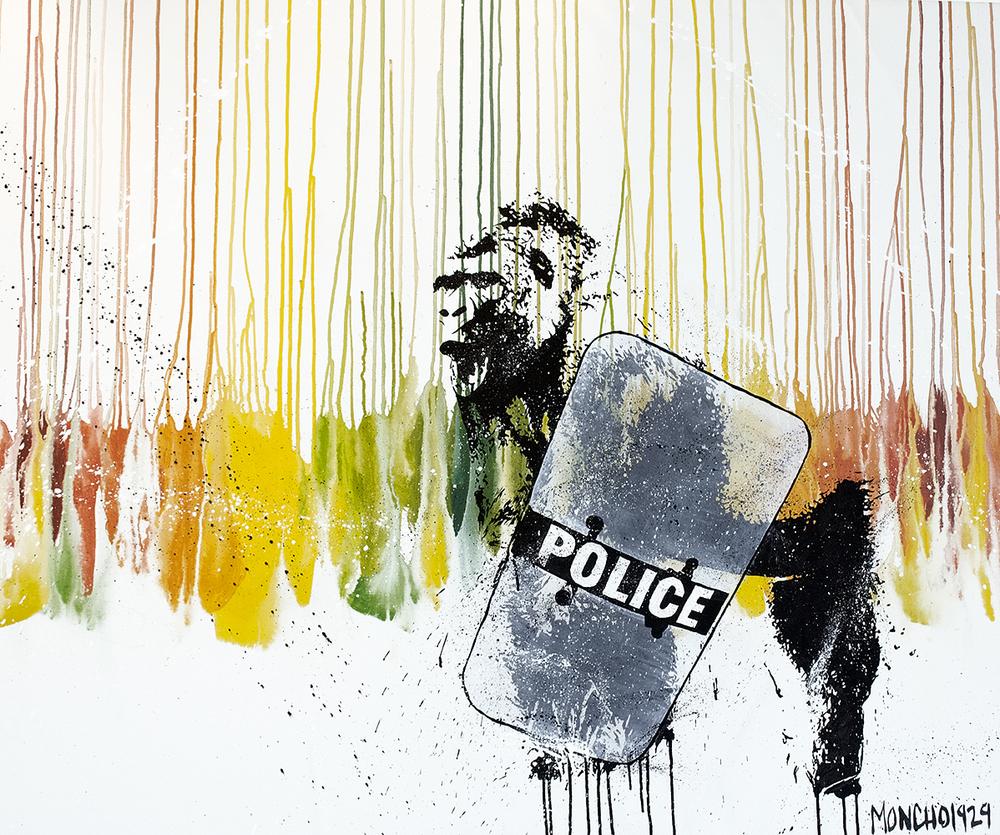 800 lb. Riot - $5,400