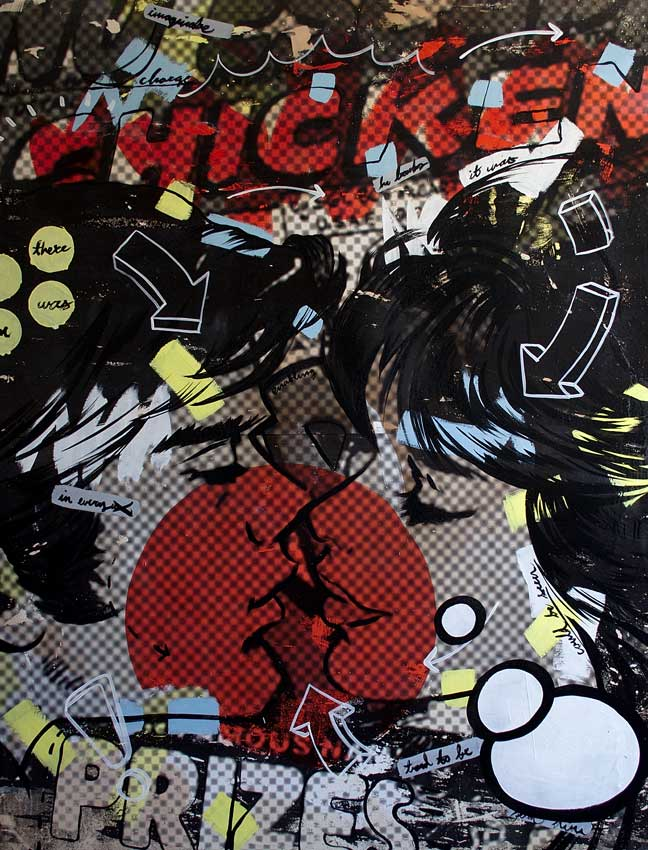 Chicken Prize - $5,500