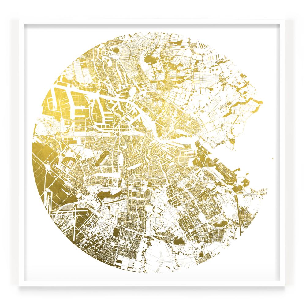Mappa Mundi Amsterdam - from $3,000