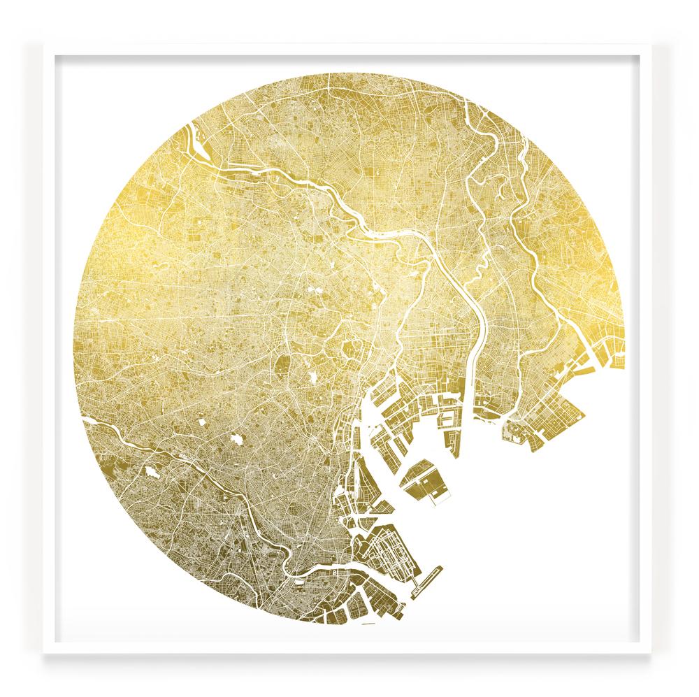 Mappa Mundi Tokyo (Greater) - from $3,000