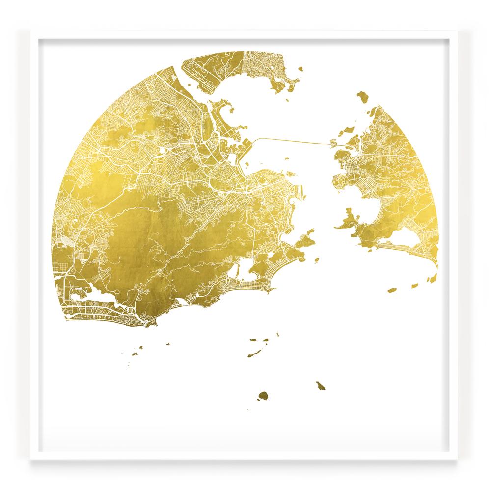 Mappa Mundi Rio de Janeiro - from $3,000