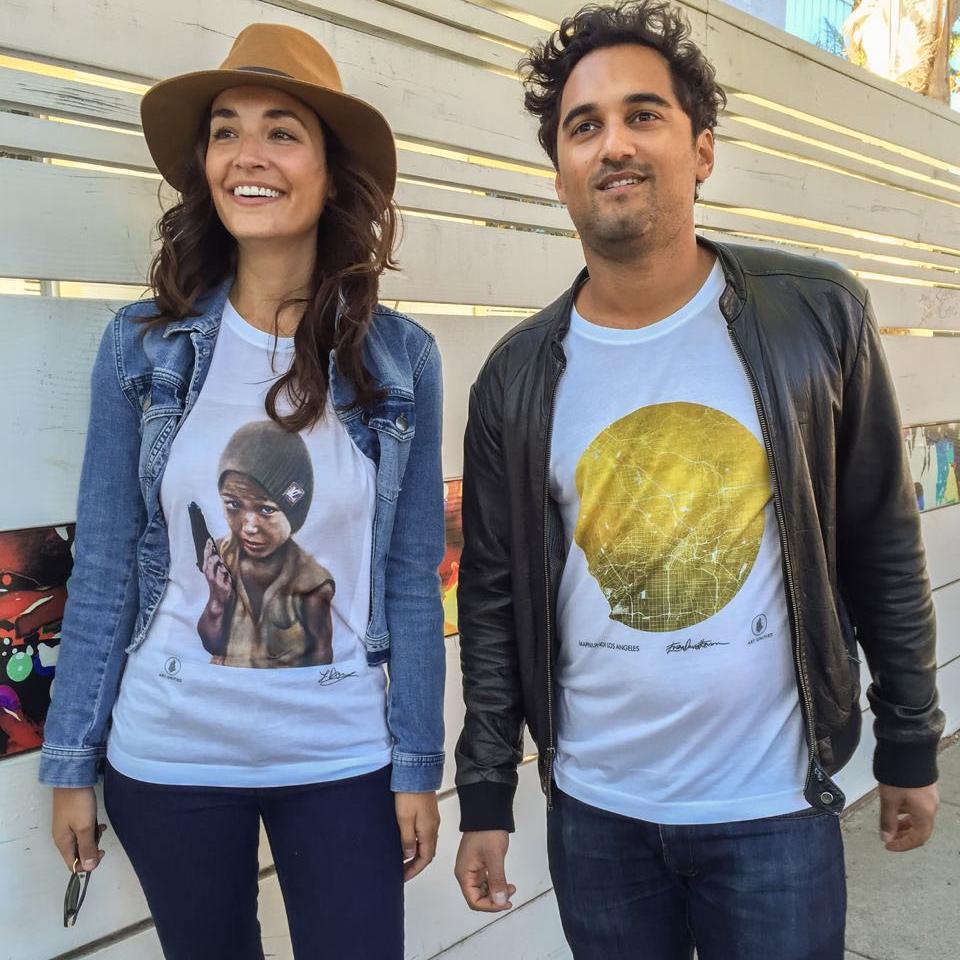 Art Unified shirts
