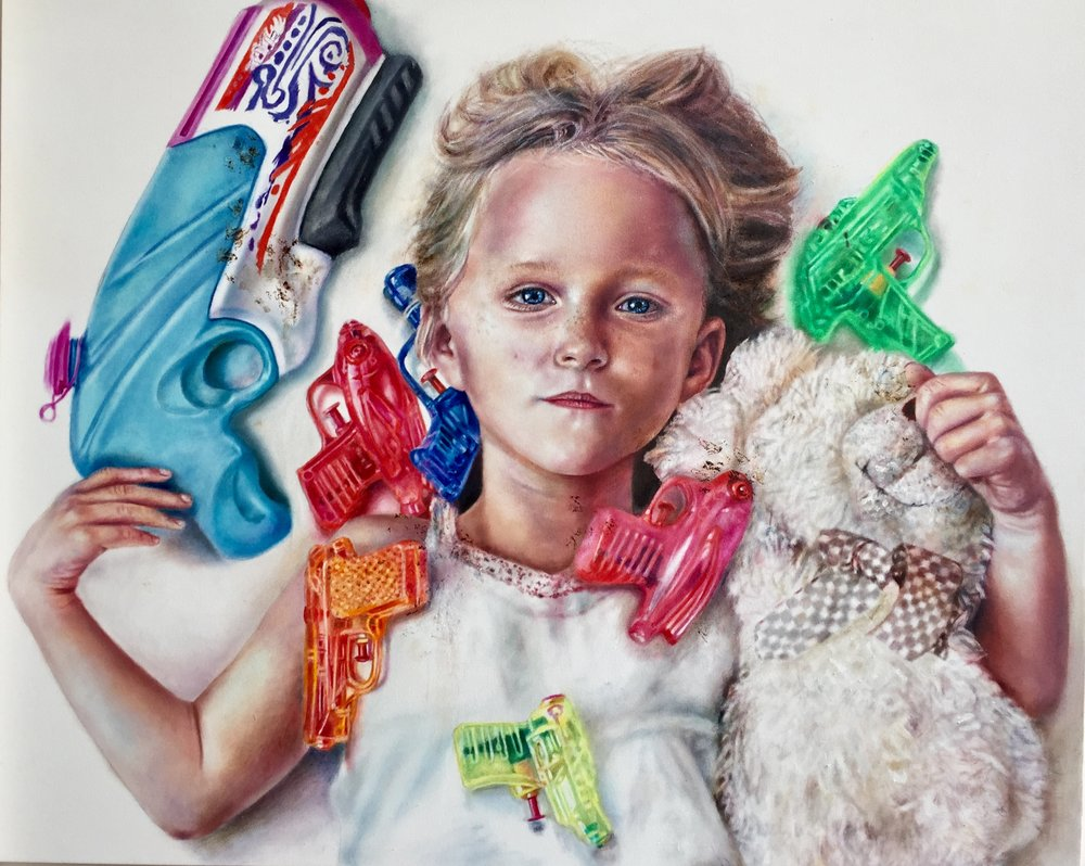 Toy Guns, Palm beach private collector