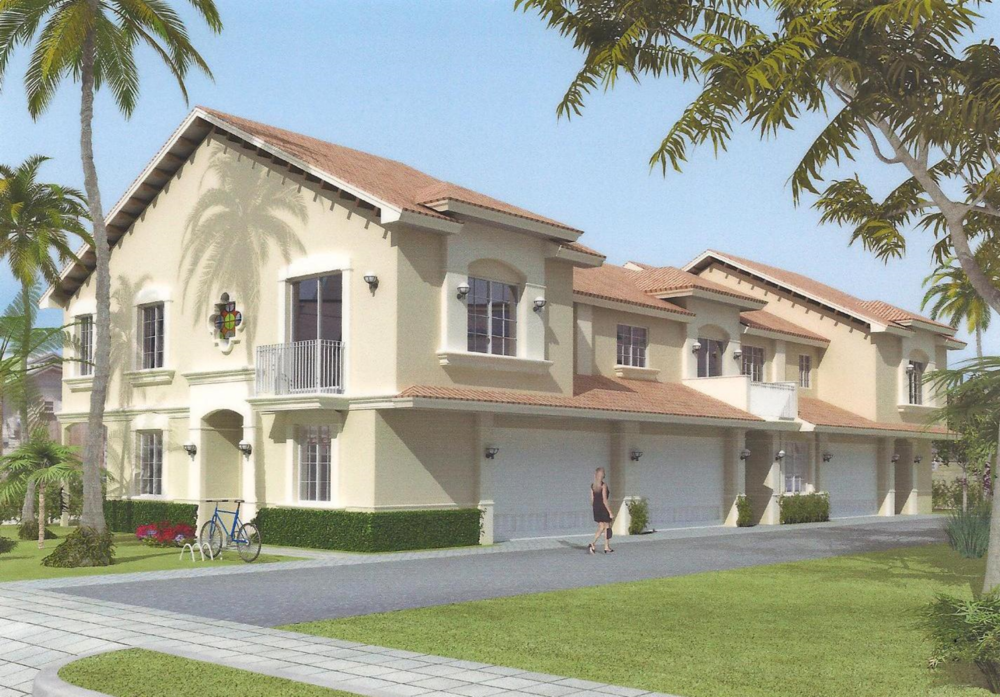 Townhomes - Fort Lauderdale, Florida