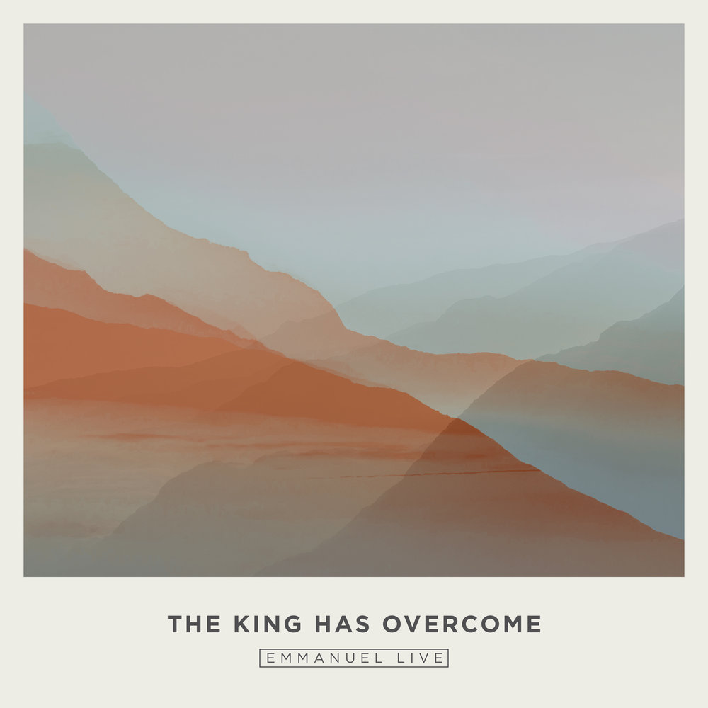 The King Has Overcome - SINGLE - iTunes |Google Play| Amazon