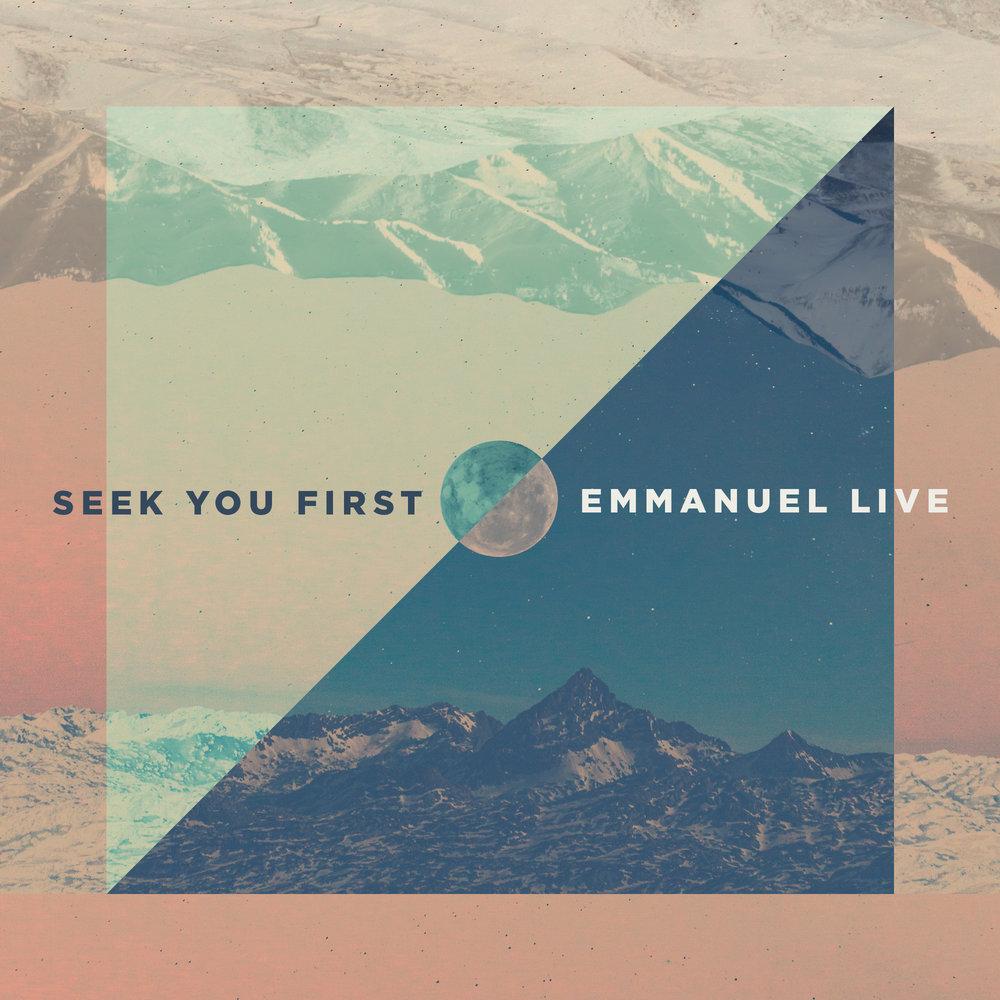 Seek You First - SINGLE - iTunes | Google Play | Amazon