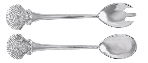 12340 - Scallop Salad Servers - $47   - Received