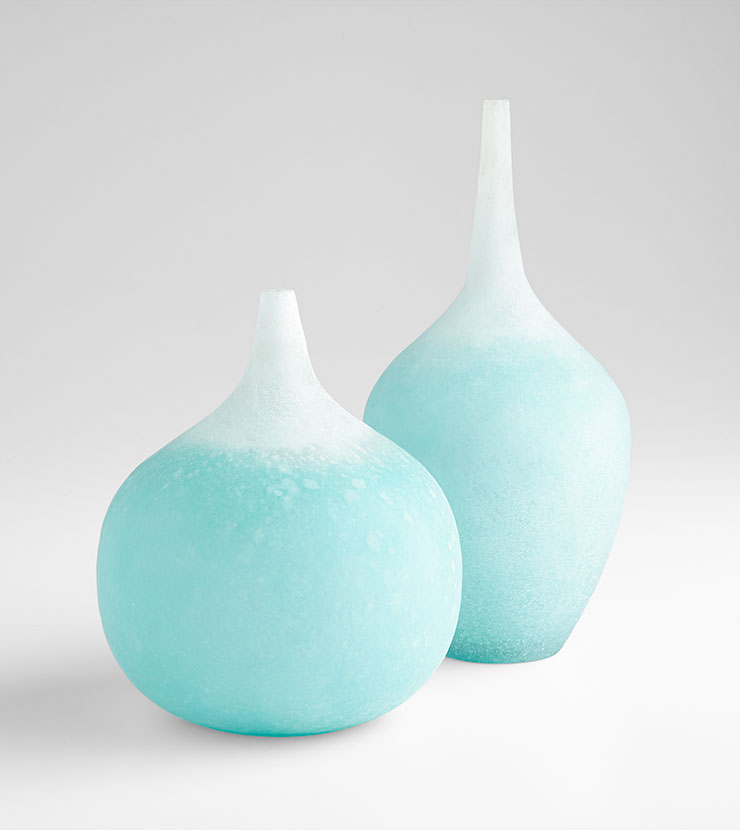 23517 - Small Droplet Vase - $69 - Received