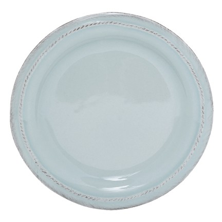 21518 - 7in Ice Blue Side Plate(12) - $22/each