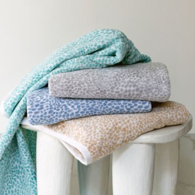 27044 - Nikita Azure Hand Towels(2) - $18/each