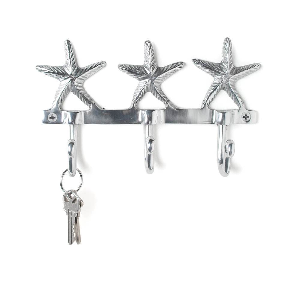 24204 - Starfish Triple Hook (2)- $25/each - Received