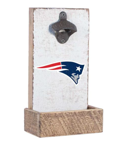 28353 - White Patriots Bottle Opener - $50 - Received