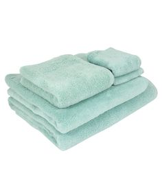 6445 - Aqua Bath Towels (2) - $45/each