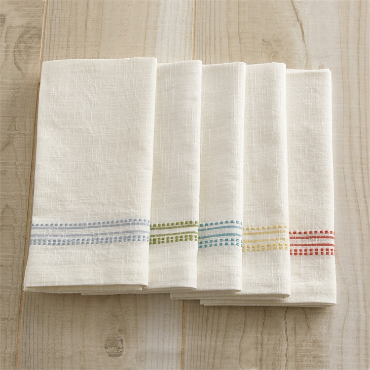 26583 - Copeland Napkins in Blue Mist (12) - $6/each
