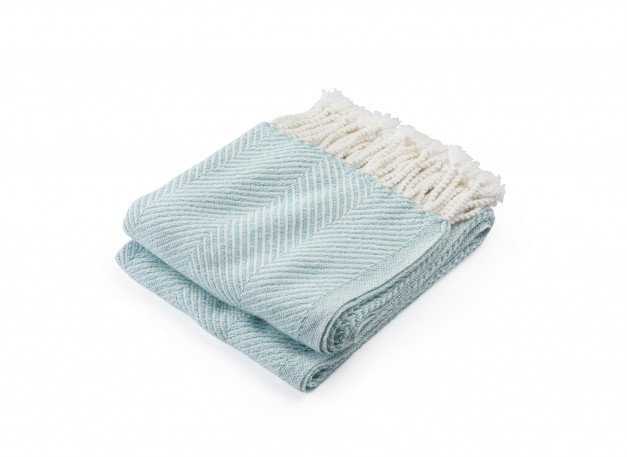 29006 - Island Twist Herringbone Throw - $224