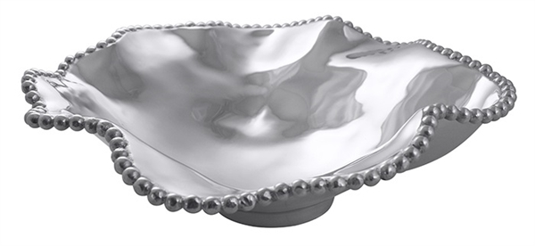 26668 - Large Wavy Serving Bowl - $190