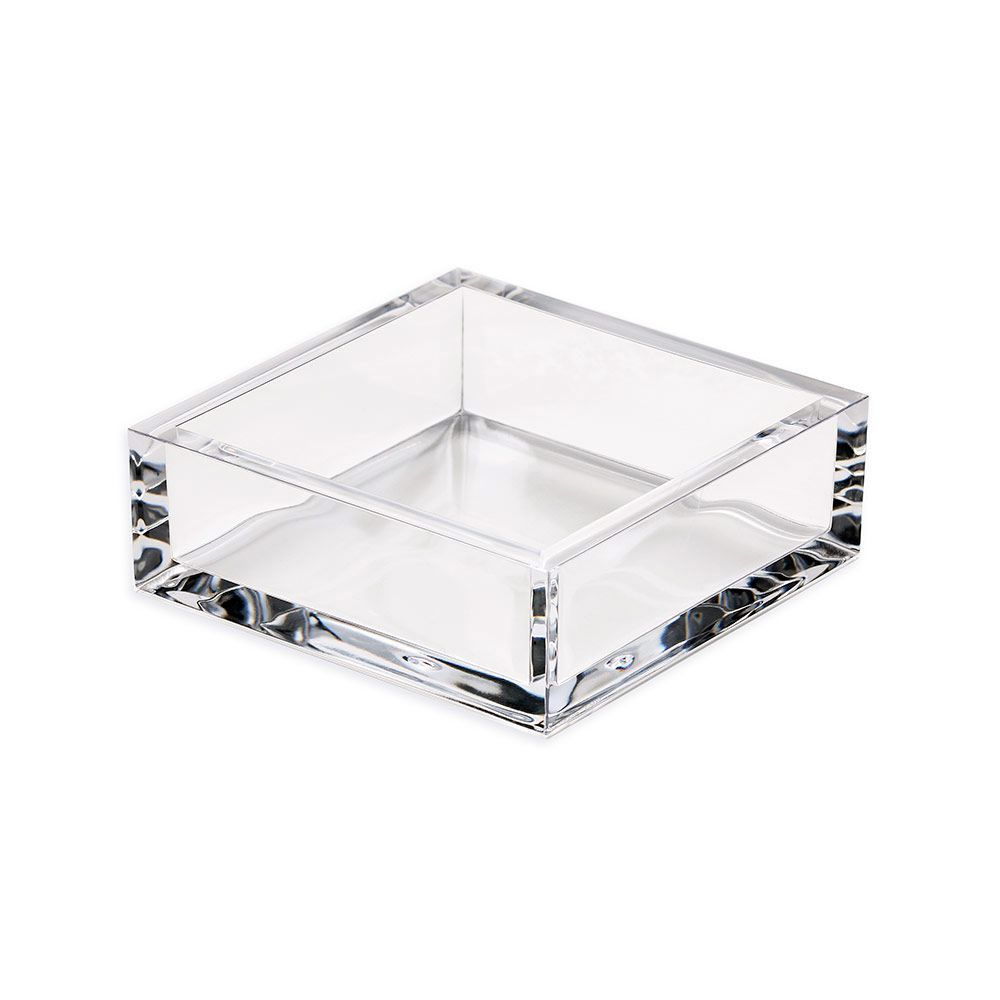 25802 - Acrylic Cocktail Napkin Box - $22.50