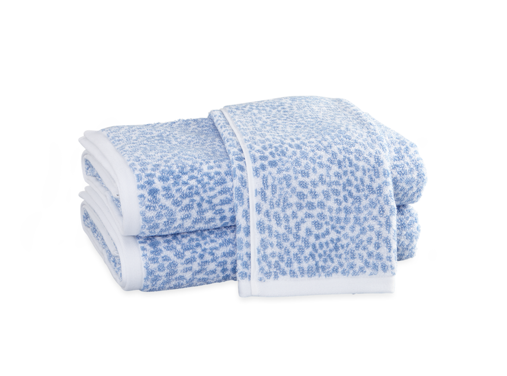 27044 - Nikita Azure Hand Towels (2) - $18/each