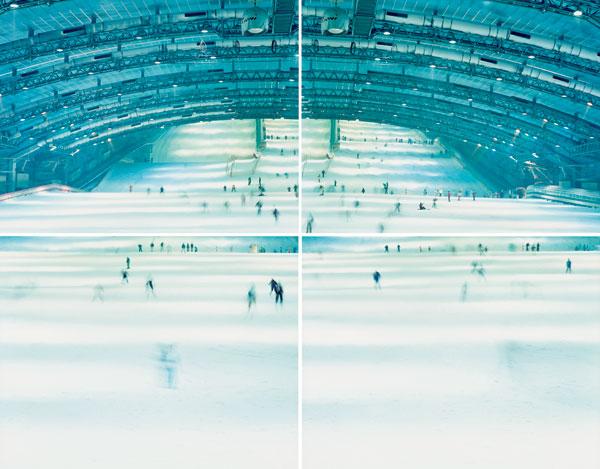 Walter Niedermayr, Tokyo Skidome II, 2000