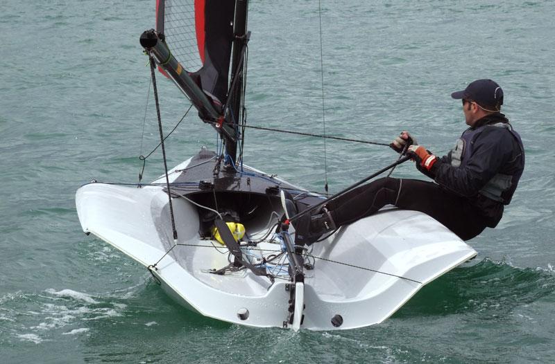 RS100 Sailboat