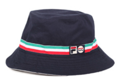 Fila 100 yr reversible bucket hat