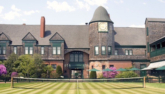 International Tennis Hall of Fame & Museum