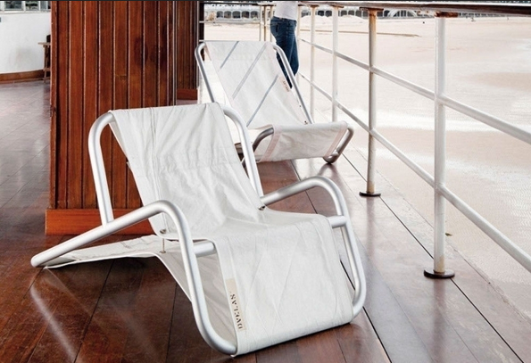 Barlovento_ Sotavento easy chair