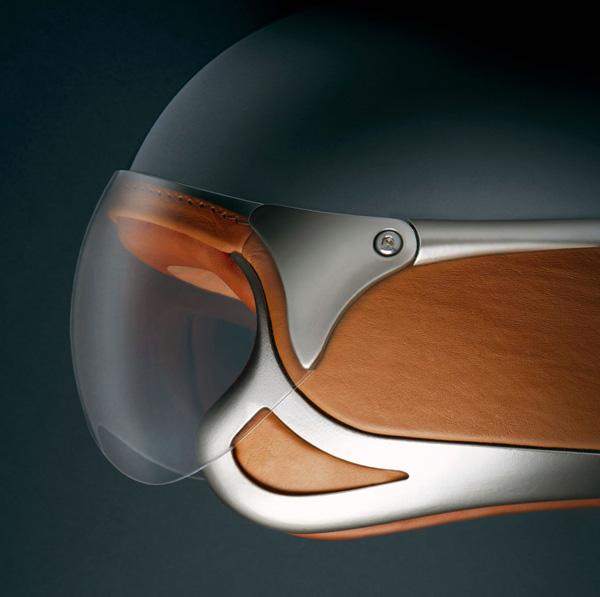Ferrari Style Helmet