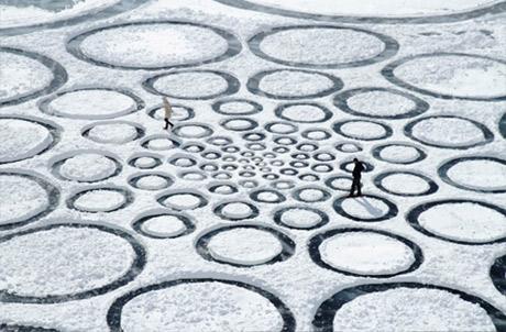 Jim Denevan, Lake Baikal