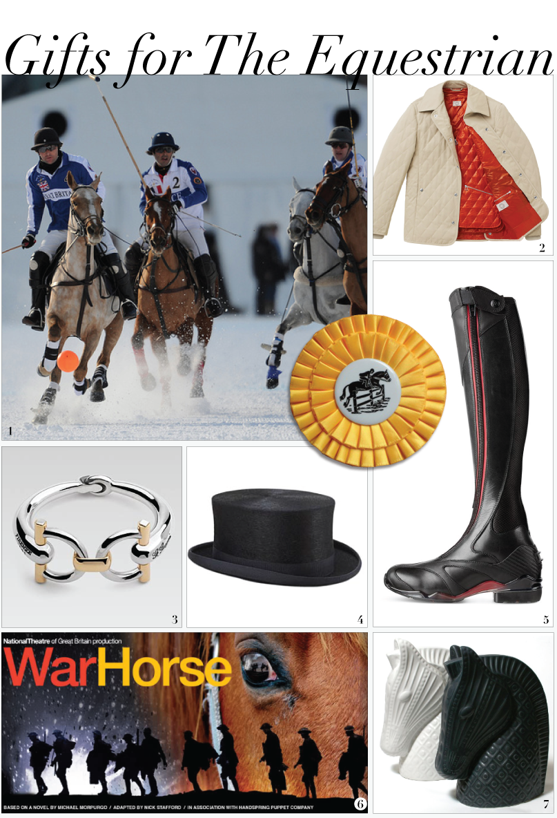 2011 Gifts for The Equestrian