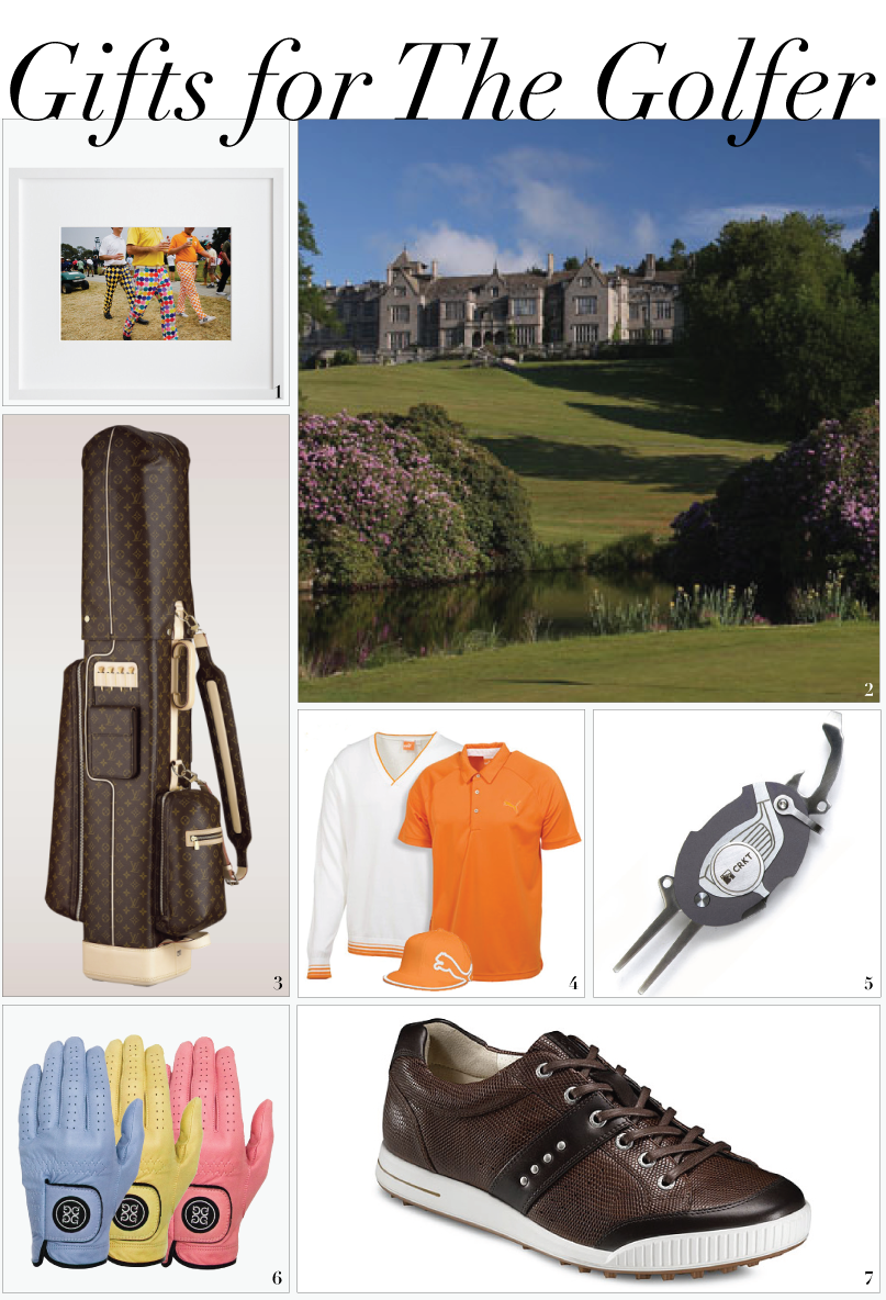 2011 Gifts for the Golfer
