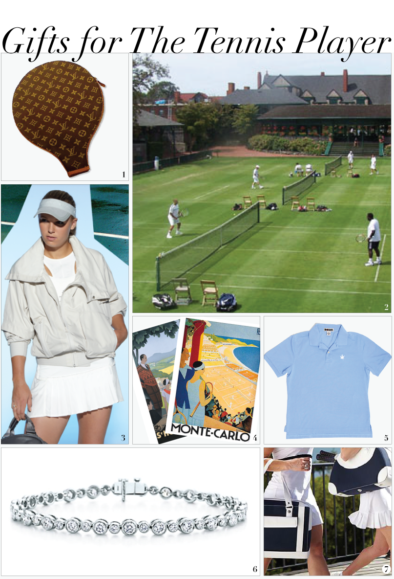 2011 Gifts for the Tennis Player