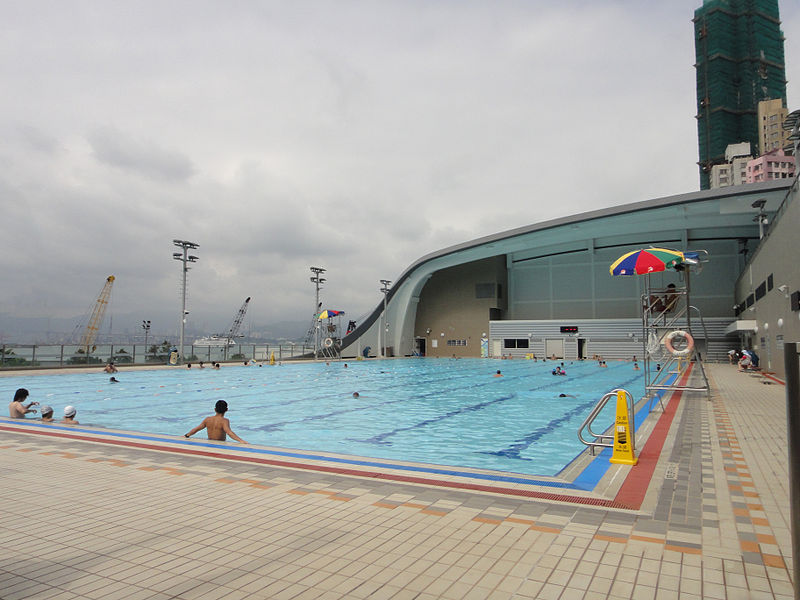 Kennedy Town Pool by TFP Farrells