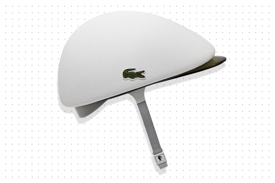 Lacoste Lab Bike Helmet