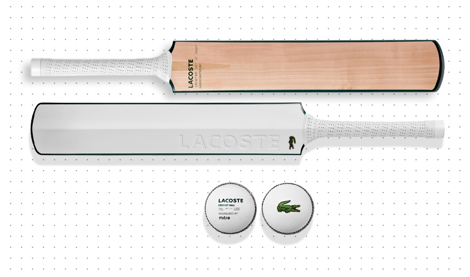 Lacoste Lab Cricket Racket