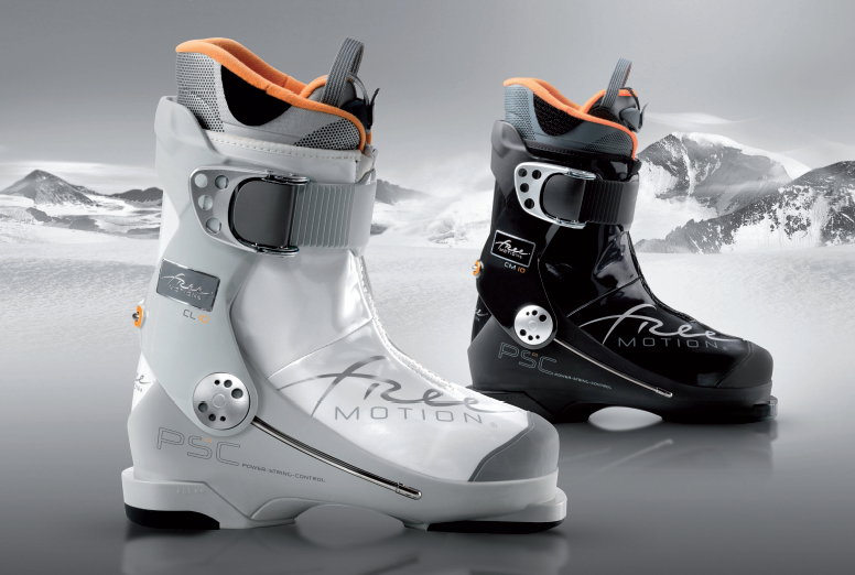 Freemotion ski boots