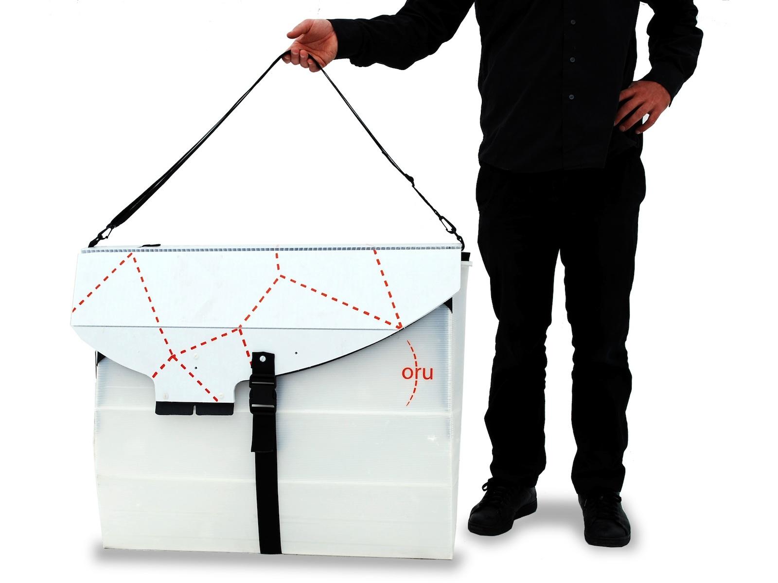 ORU, Origami Kayak