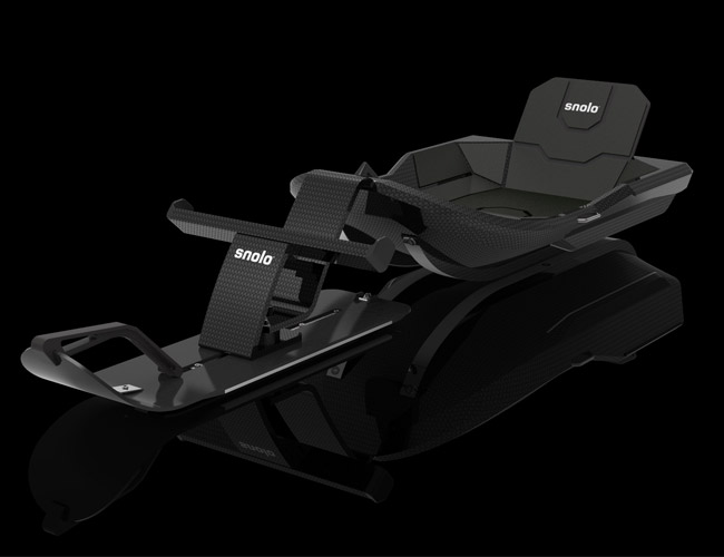 Snolo Sled Stealth-X
