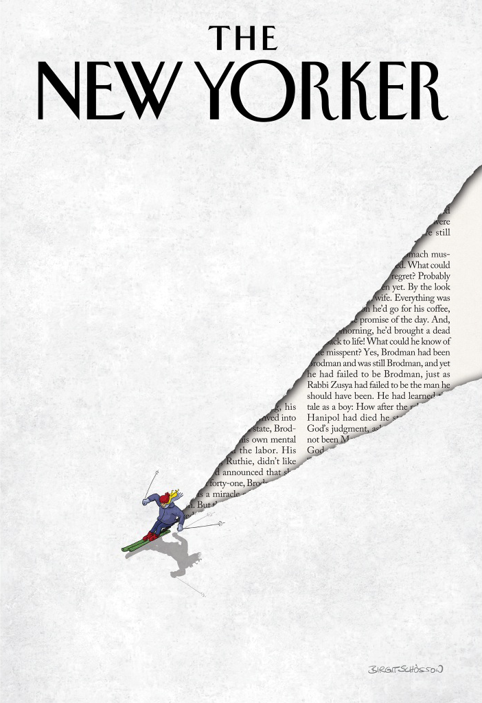 Feb 4, 2013 cover of The New Yorker