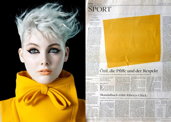 Mini Moodboard: Hello Yellow! Inject a little sunshine into your day.