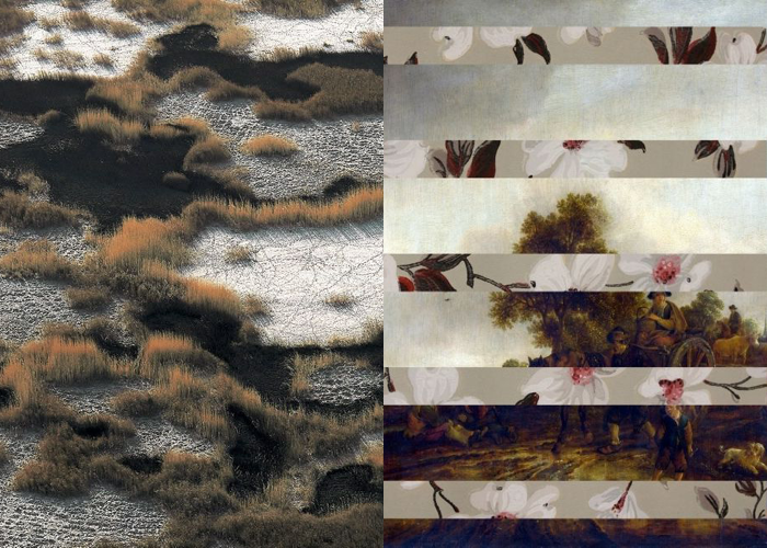MINI MOOD BOARD: LANDSCAPES. Perspectives on nature from Max Ashirov and Chad Wys